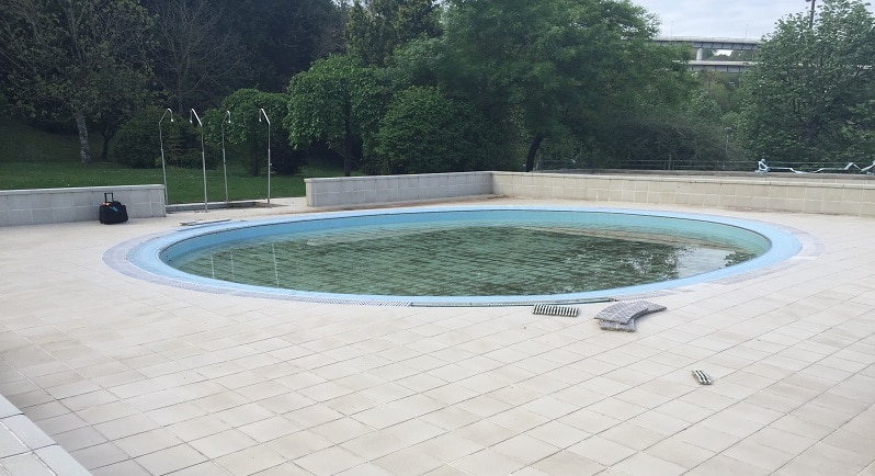 Reconversión piscina municipal en Splashpad®