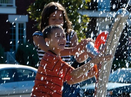 Los parques de agua no son solo para verano