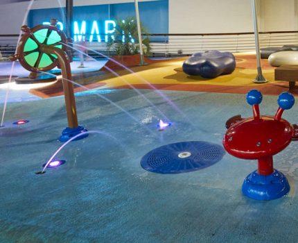 Bonaire, el primer centro comercial en España con un parque de agua sin profundidad