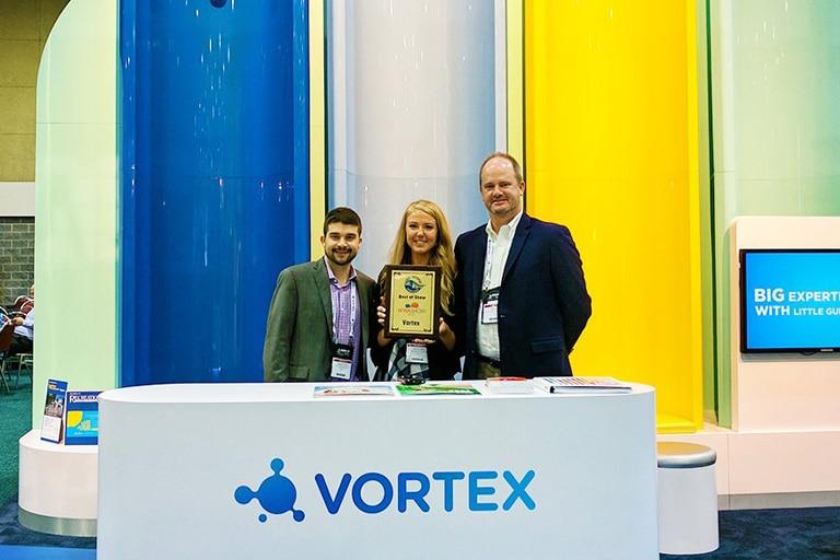 VORTEX, fabricante de parques de agua multipremiado