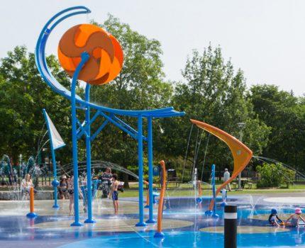 Ayudamos a arquitectos de todo el mundo a diseñar parques de agua