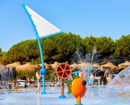 Destaca tus proyectos contract integrando un parque acuático para niños