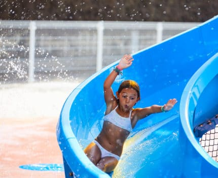 Splashpad de VORTEX en el Sol Marbella Estepona Atalaya Park