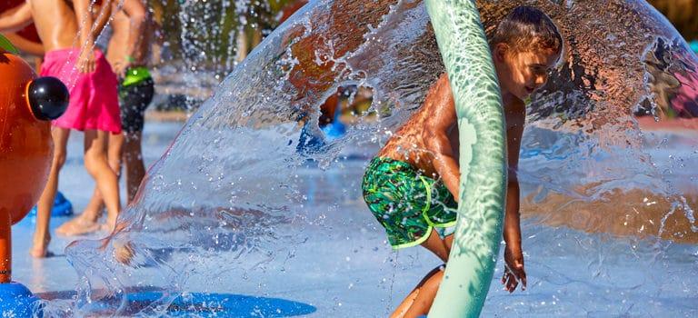 Por qué son importantes las actividades acuáticas para los niños