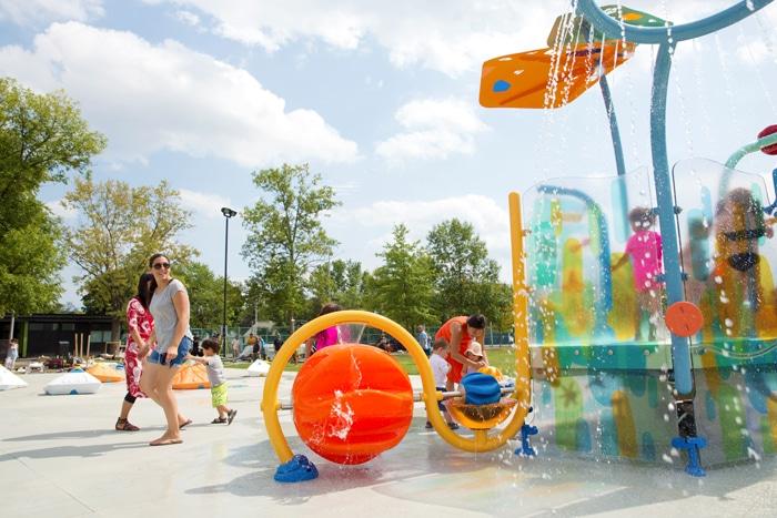 Solución para parques de agua PlayNuk de VORTEX