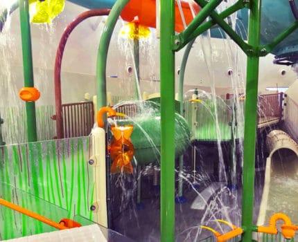 VORTEX premiado por su creatividad en un nuevo parque de agua sin profundidad