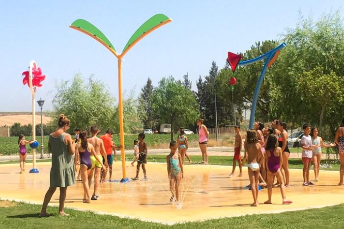 Parque de agua de VORTEX en Las Cabezas de San Juan