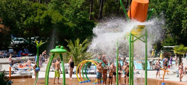 Renovar un camping con un parque acuático