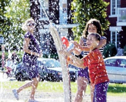 ¿Es posible tener una ciudad accesible con la integración de un parque de agua?