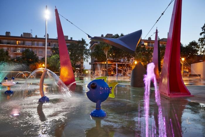 Transformación de un espacio público en Castellar del Vallés
