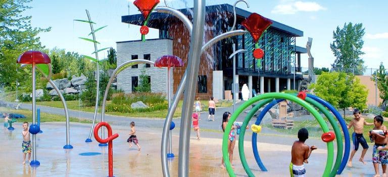 ¿Pueden considerarse los parques de agua, proyectos urbanísticos de arquitectura?