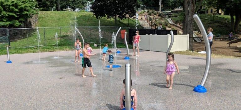 Cómo diseñar un parque de agua universal