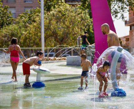 3 objetivos del desarrollo sostenible en parques de agua