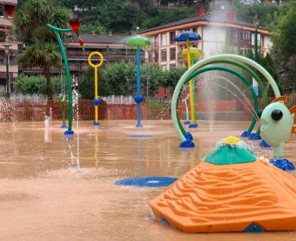 Proyectos urbanísticos en los que el protagonista es el ocio acuático